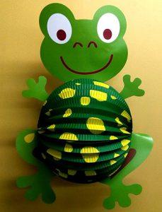 Froschlaterne