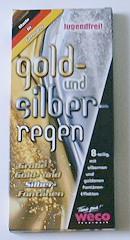Gold-und Silberregen