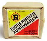 DDR Streichhoelzer