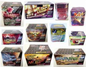 Feuerwerkspaket 19