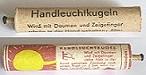 DDR Handleuchtkugeln