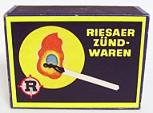 Riesaer Streichhoelzer
